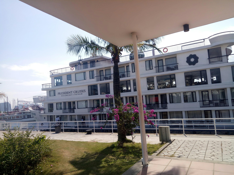 Halong Bay President Cruise