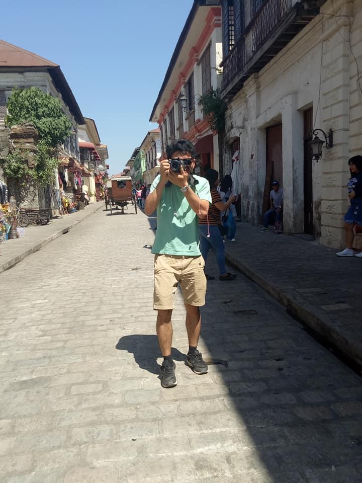 The Geekly Gal Calle Crisologo Ilocos Sur
