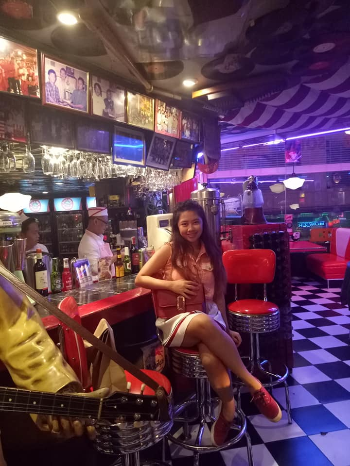 The Geekly Gal in Filling Station