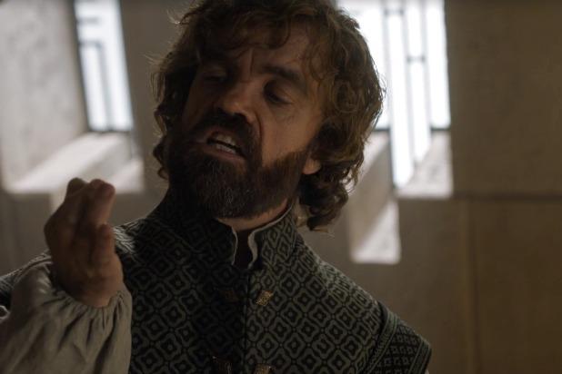 Tyrion's joke Game of Thrones