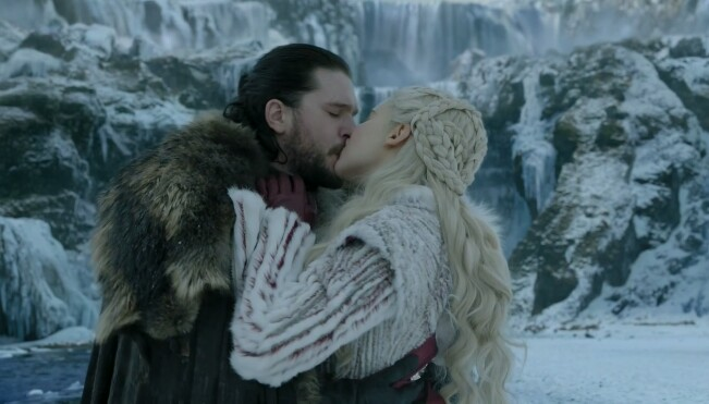 Jon and Dany