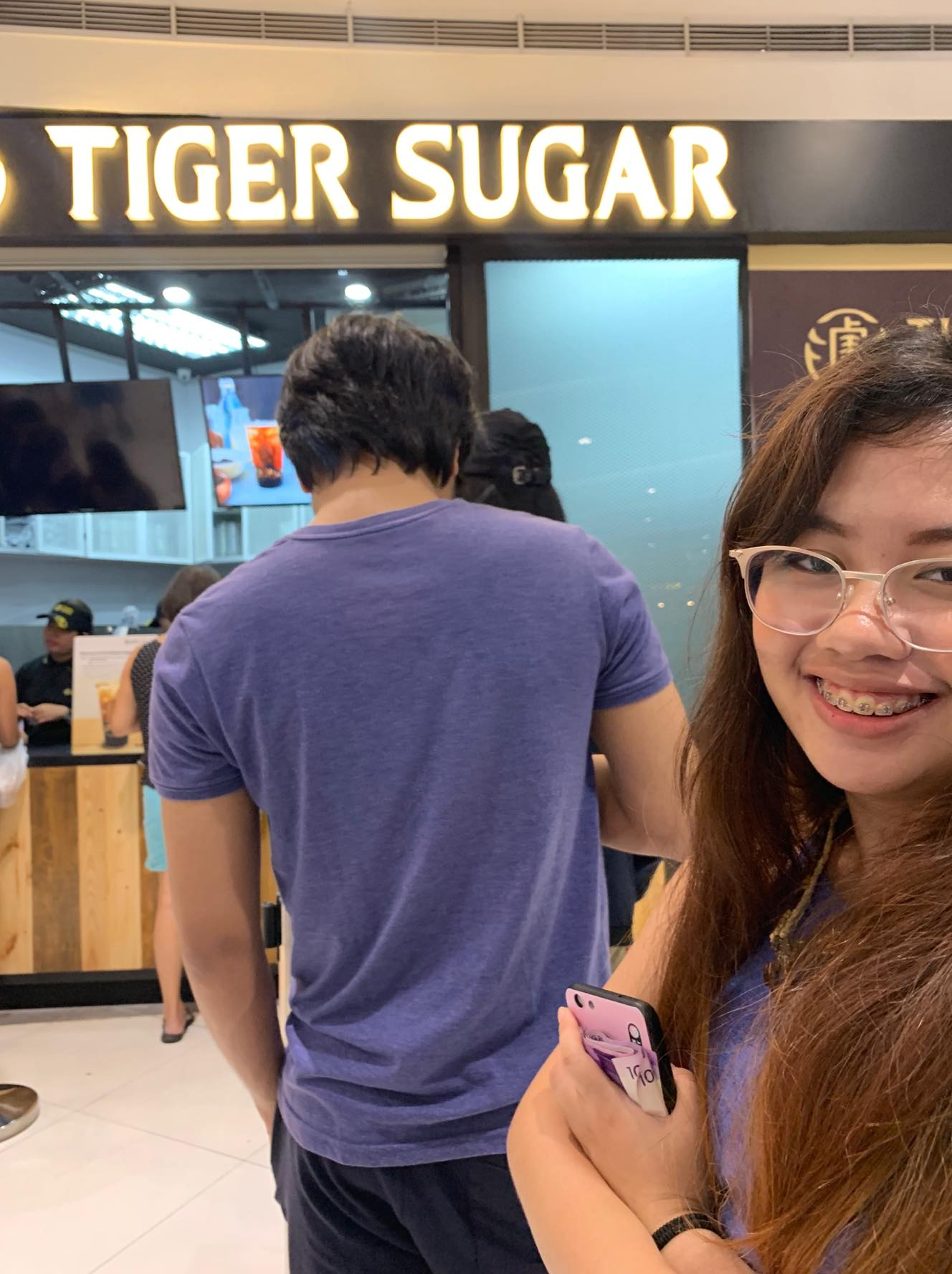 tiger sugar brown sugar SM North Branch