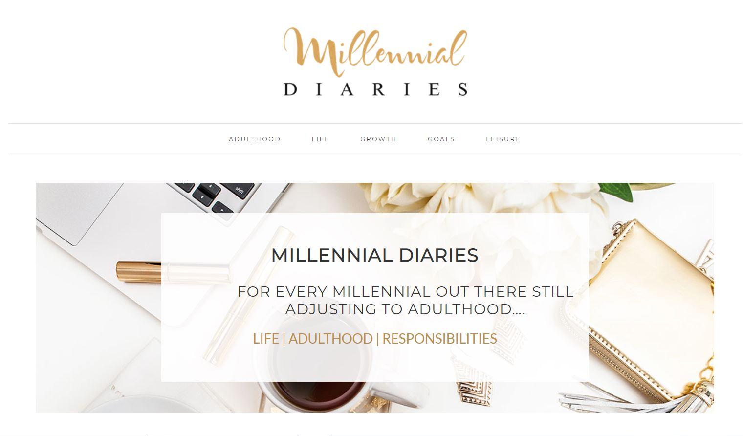 Millennial Diaries