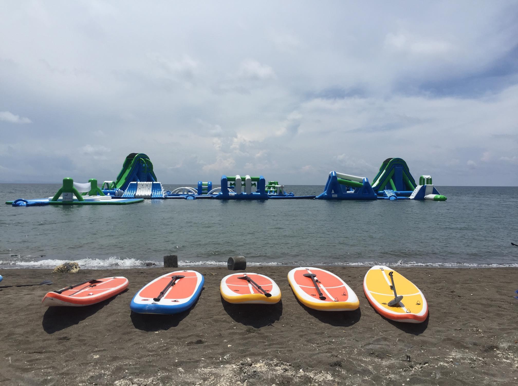 Aqua Play Inflatable Adventure