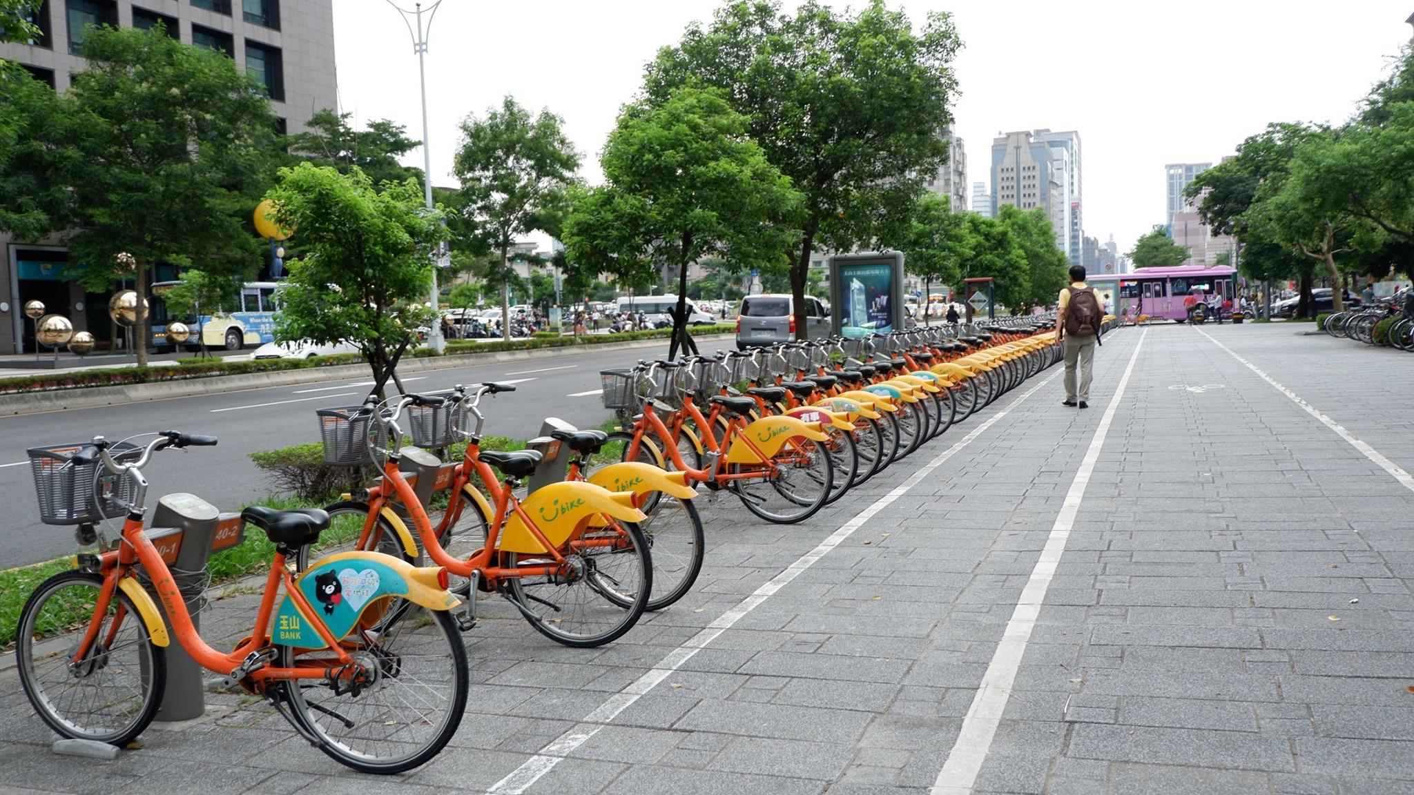 e-bike taipei
