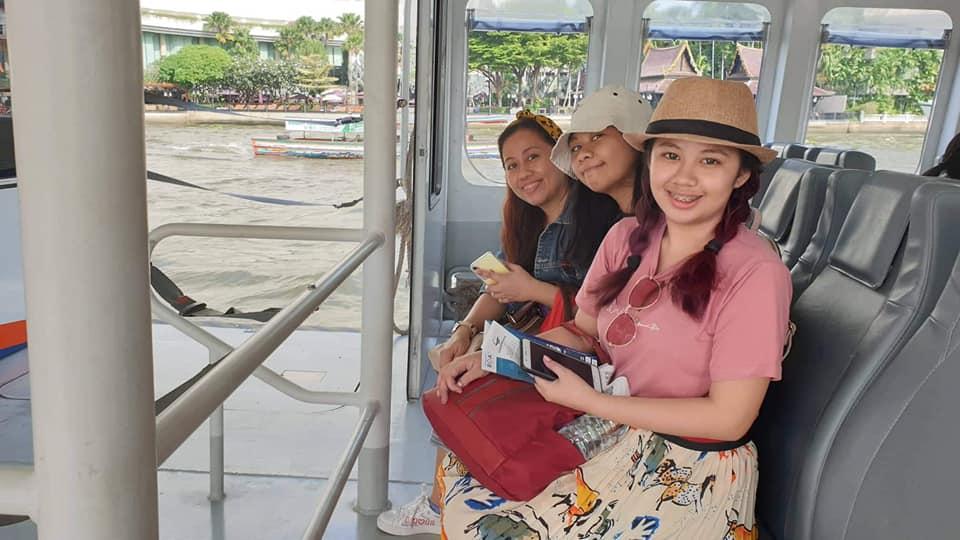 BKK Chao Praya River