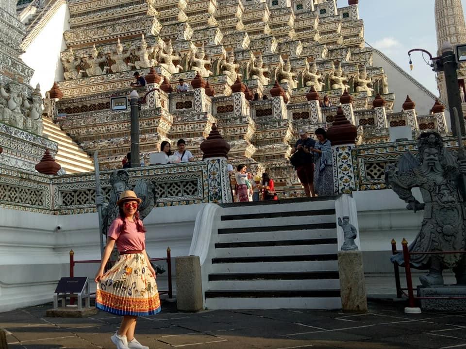 Bangkok Wat Arun Temple