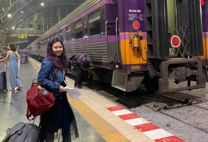 Allana Alberto Traveling