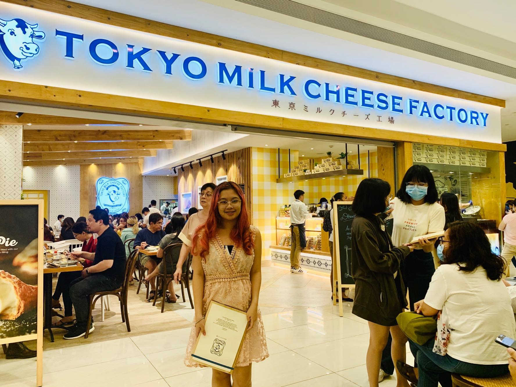 Tokyo Milk Cheese Factory Estancia