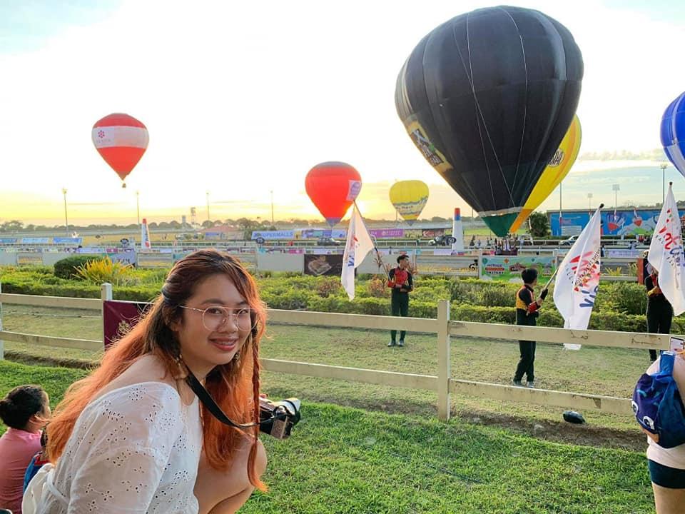 Yanna in Flying Carnival Festival