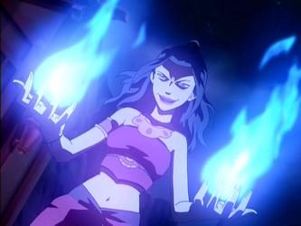 Azula's Flames