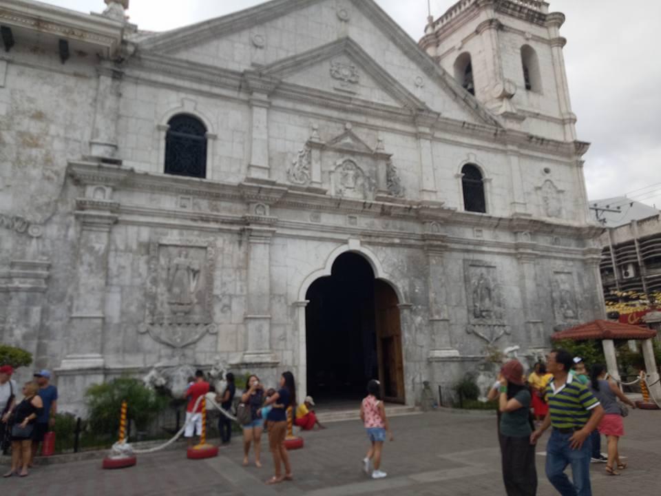 Basílica Menor del Santo Niño de Cebú